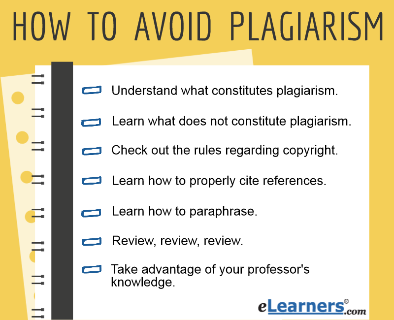 How To Avoid Plagiarism Detector Myself Essay An Advantage Paraphrasing