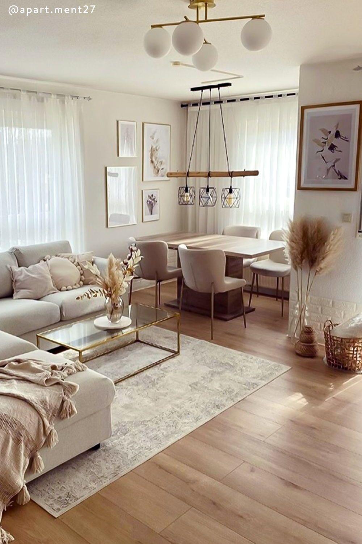 Wohnideen fürs Wohnzimmer - Möbeltrends 2021