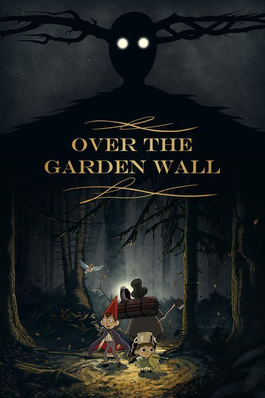 Мультсериал По ту сторону изгороди (Over the Garden Wall ...