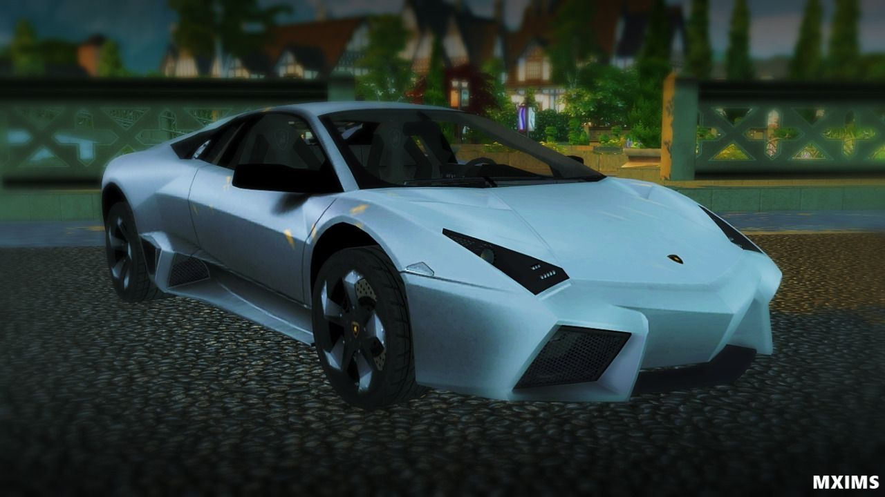 maximss lamborghini reventon 2008 41k poly 2 swatches sims 4 updates sims 4 sims. Black Bedroom Furniture Sets. Home Design Ideas