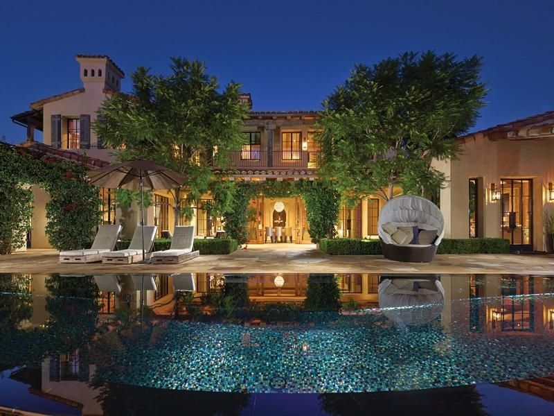 Mansion Dream House Irvine California Is Home To This