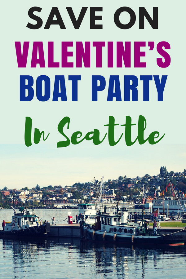 Valentine's Boat Party In Seattle Coupon