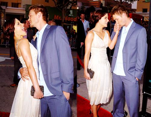 Chad Michael Murray & Sophia Bush | Beautiful People ...