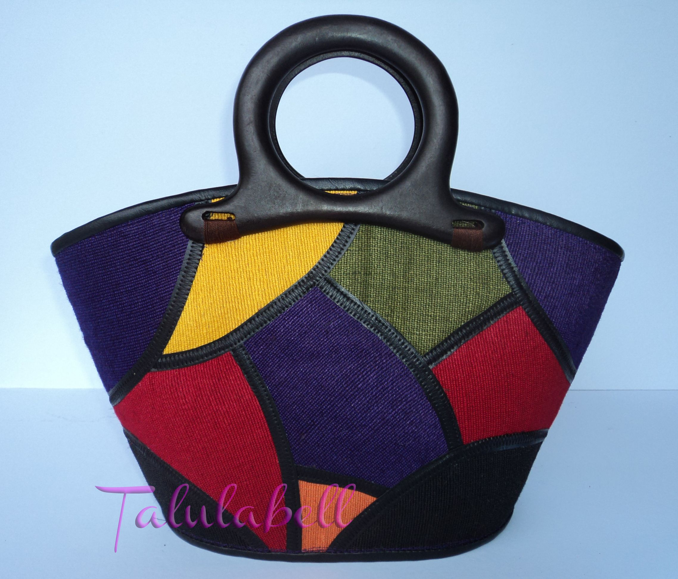 Kultura Abaca Bag Design: Native Abaca Bags