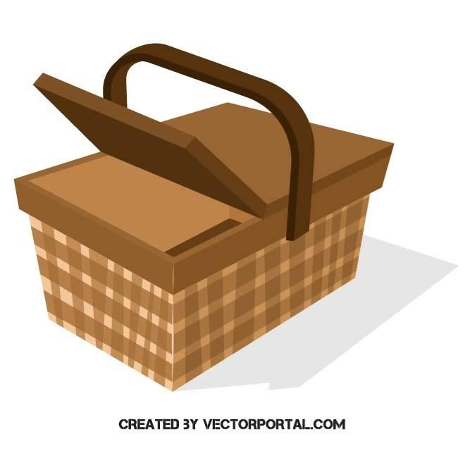Animated Picnic Basket Png Images