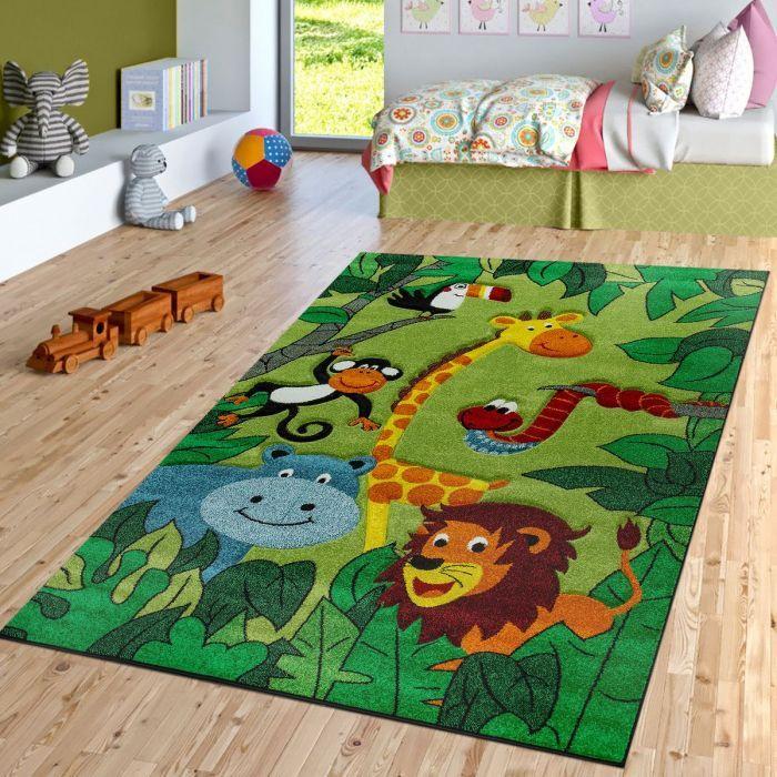 Dein Kinderzimmer Teppich zum günstigen Preis ★ Kauf auf