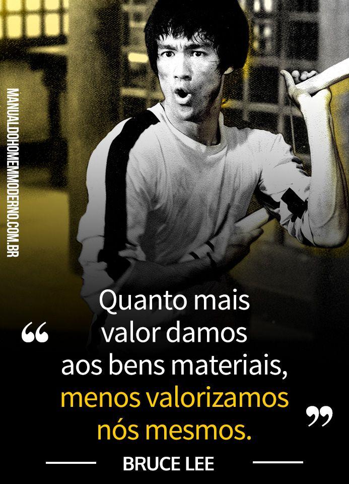 14 Frases Do Bruce Lee Para Inspirar A Sua Vida Frases Bruce