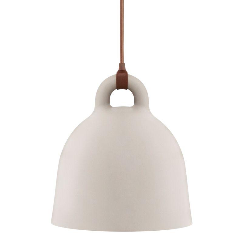 Bell Pendant,Small,Sand by Normann Copenhagen - View All ...