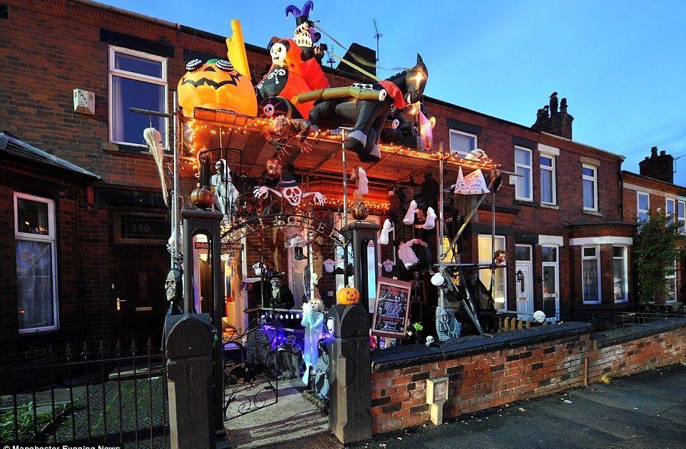Halloween Decorations Ireland Clearance Halloween house