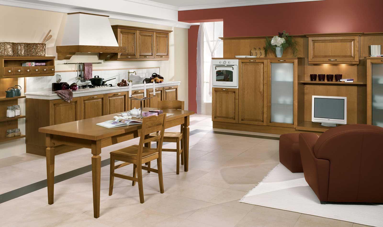 Arredo Cucine Moderne Cucine Classiche Cucina Cucine Cucine  #3F2714 1600 950 Produttori Di Cucine Classiche