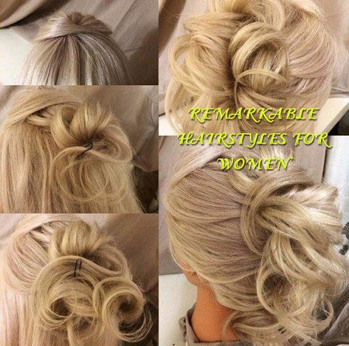 Remarkable Hairstyles for women