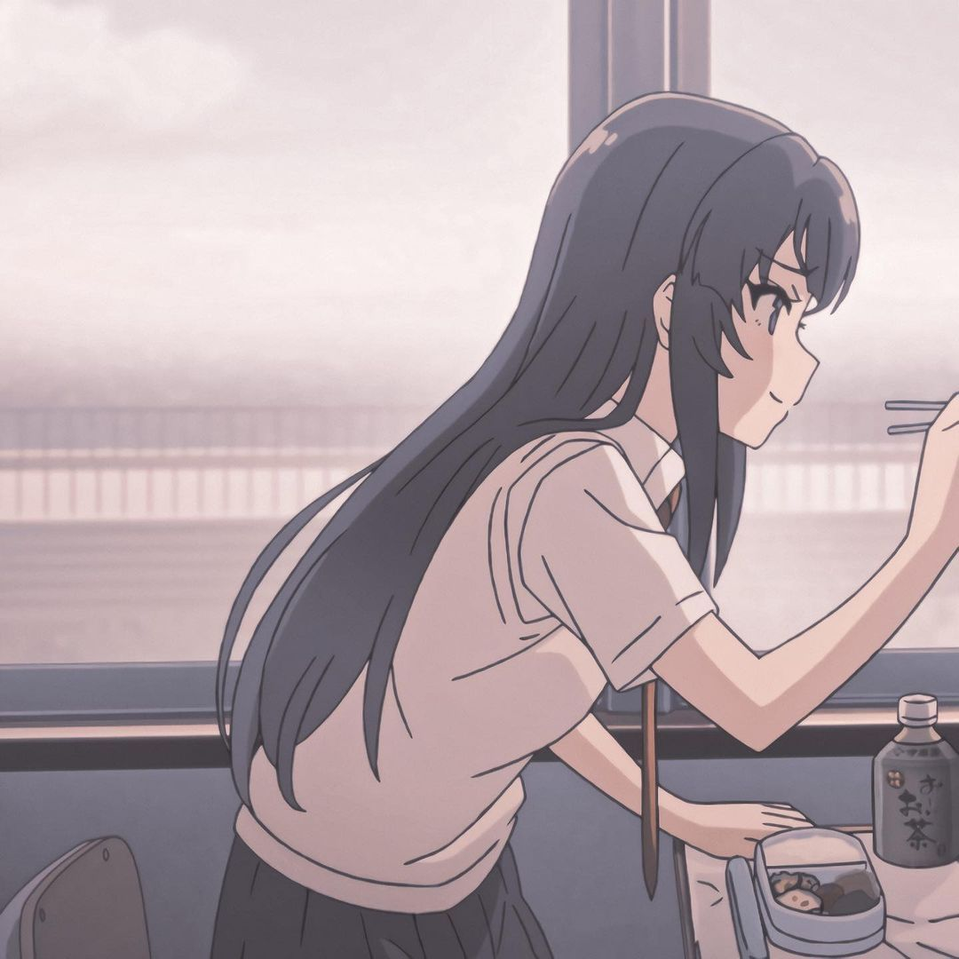 Photo of anime matching icons