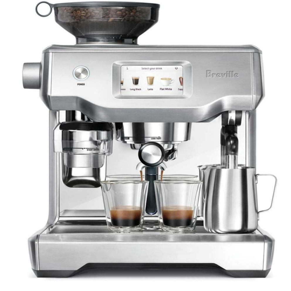 The Oracle Touch In 2020 Best Espresso Machine Home Espresso Machine Breville Espresso Machine