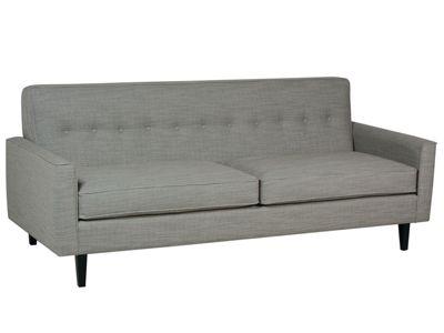 Sofa Pillows Sofa Helsinki de Van Gogh Design Meubles fait au Canada made furniture Meubles Linton Furniture