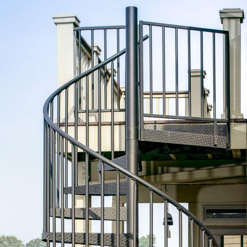 Best Salter Spiral Stair Products Indoor Outdoor Spiral 640 x 480