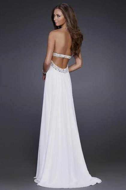 white strapless prom dresses 2017 » Ad Board   Fashion 2017 ...
