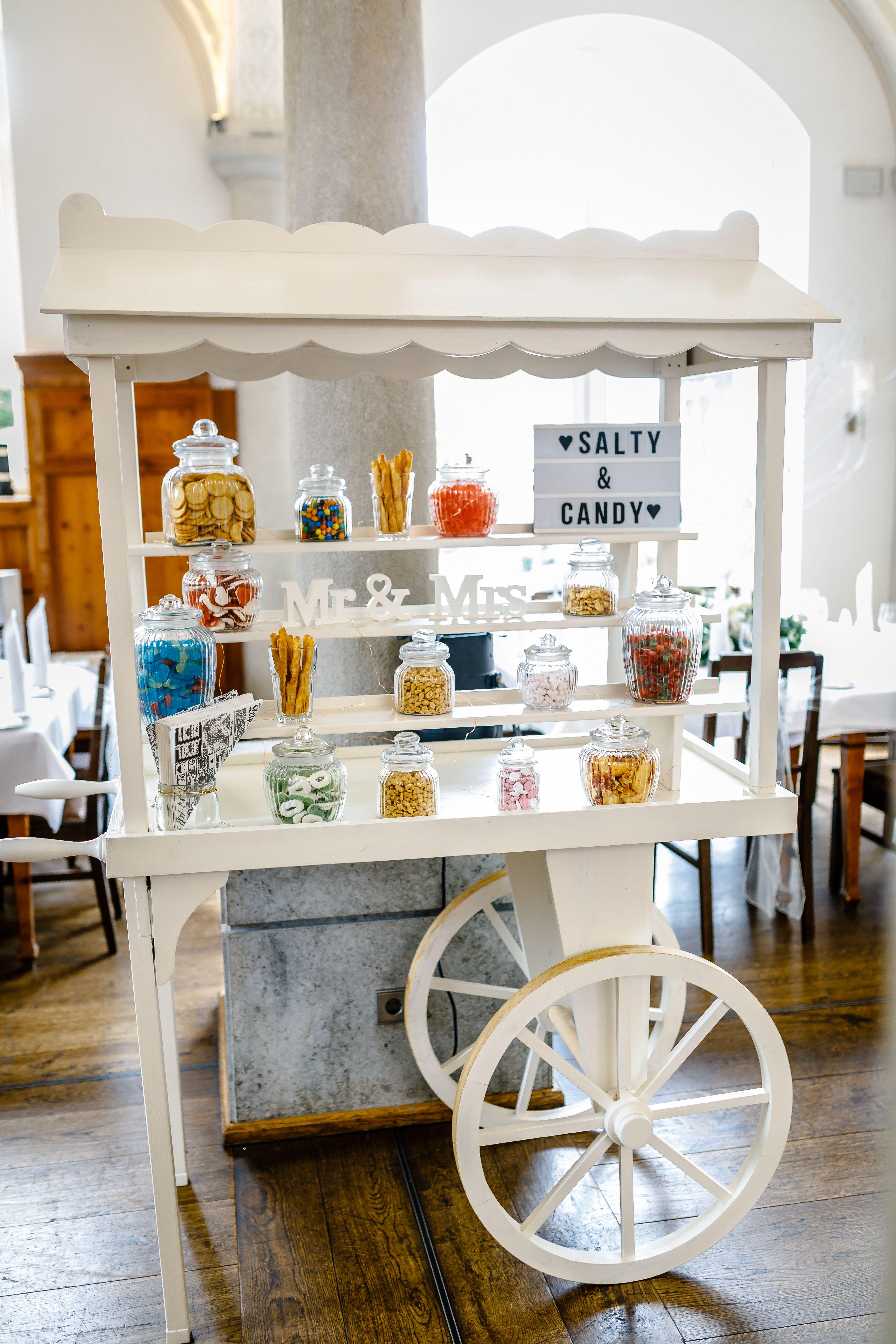 Candybar zur Hochzeit
