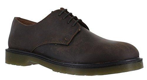 Oferta: 28.76€. Comprar Ofertas de Red Tape Avon - Black - Zapatos de cordones de Piel para hombre Negro negro 40 2/3, color Marrón, talla 42.5 barato. ¡Mira las ofertas!