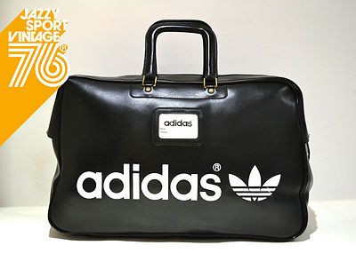 2e289abb899a Vintage 1970s Adidas Northern Soul Holdall Weekend Sports Bag Made In  France on eBay!