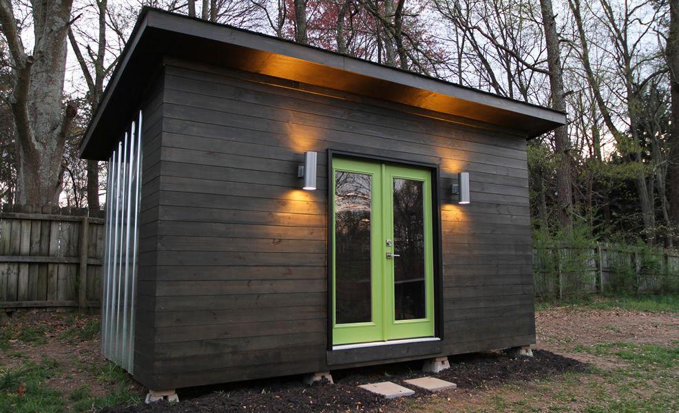 Backyard Studio - Tiny Home Builders - Backyard Studio - Tiny Home Builders Housing Pinterest