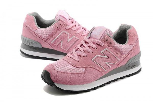 New Balance US574W Pink Womens Shoes | zapatillas