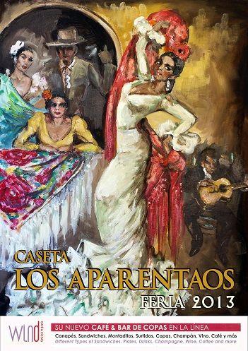 "Caseta ""Los Aparentaos"" 2013"