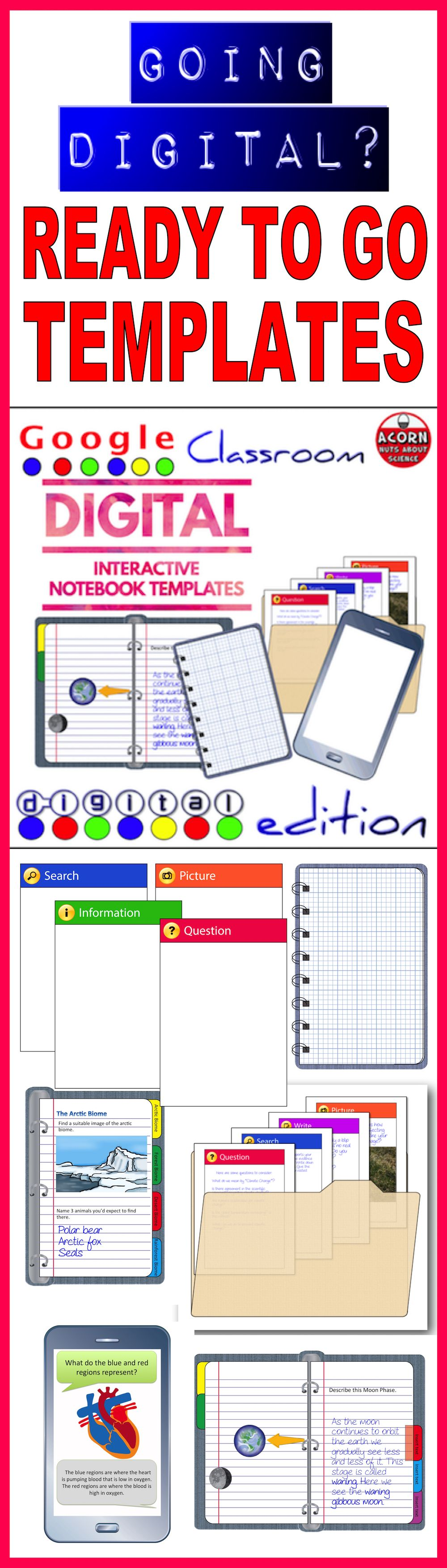 Notebook Science Life Format