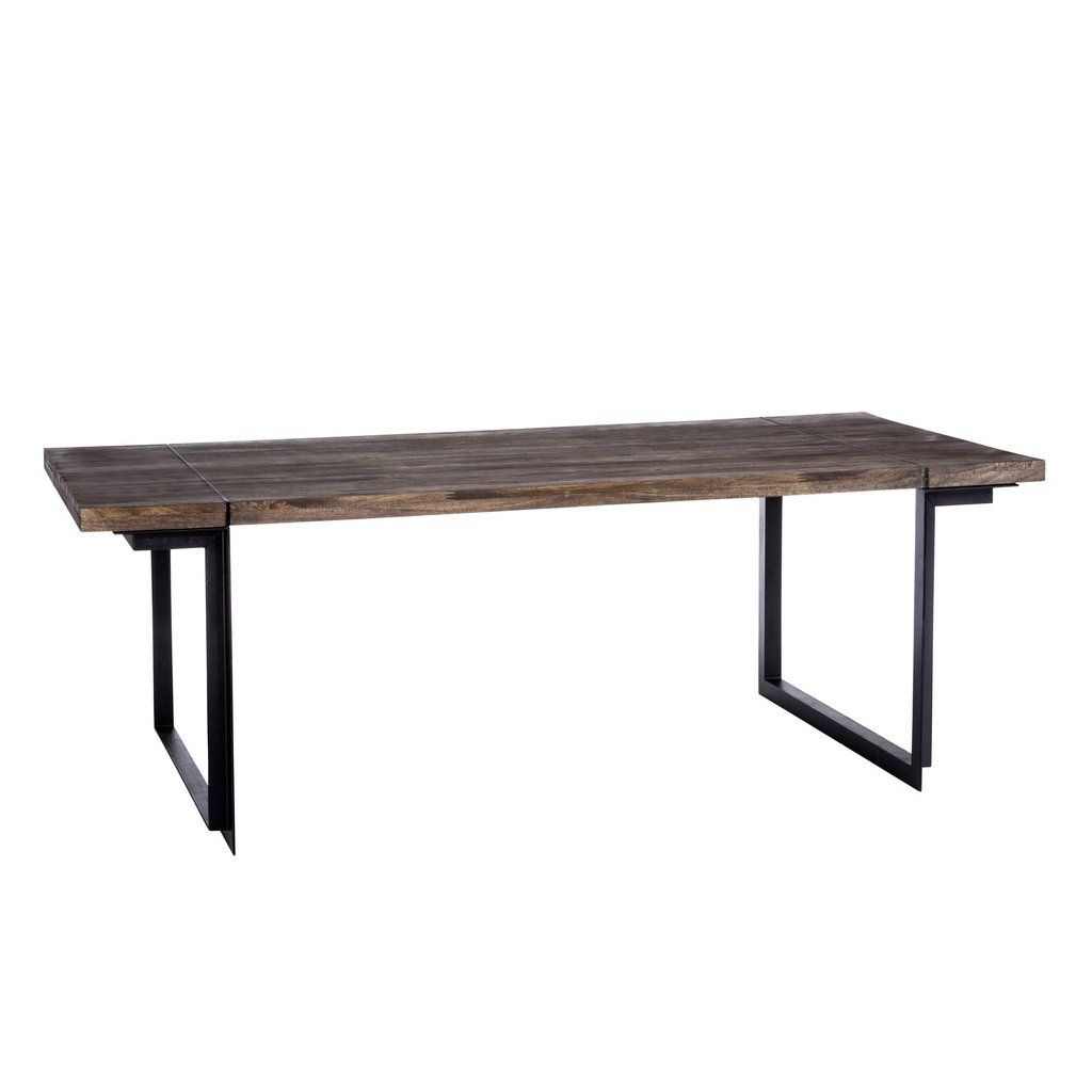 Cheval Dining Table Large Sobu Moe S Home Collection Modern