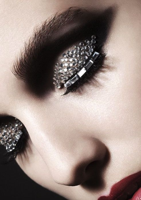 Amazing lashes, courtesy of Lash Republic