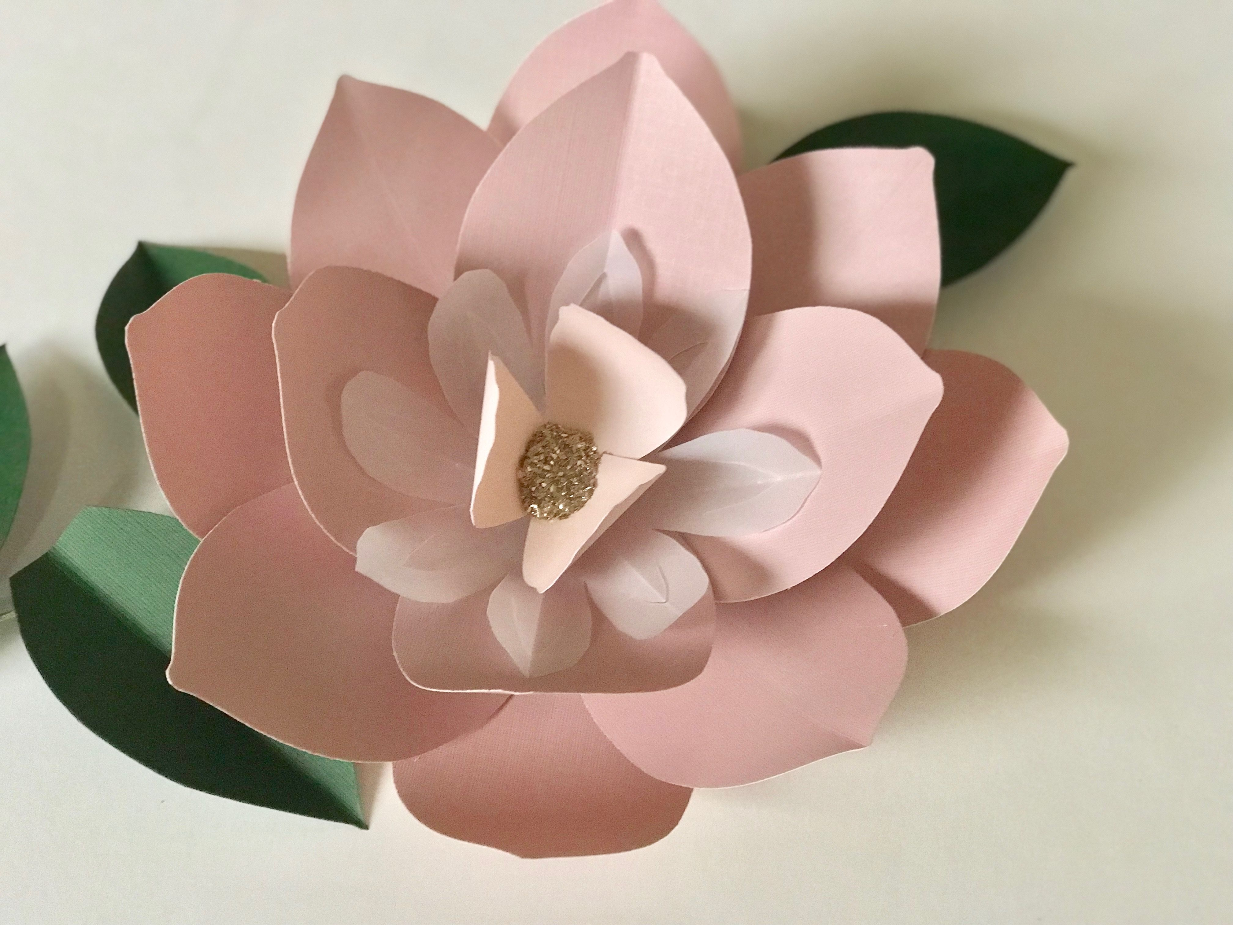 Visit MI PRIMA BELLE on Etsy IG and FB Paper flowers wall decor