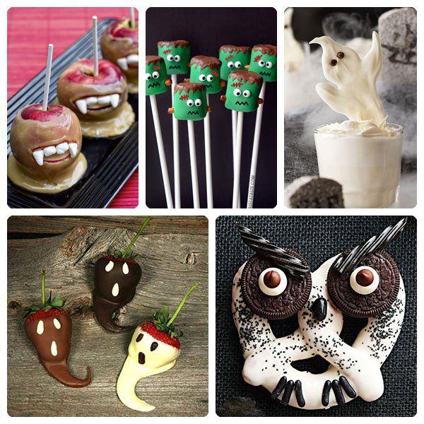 5 Recetas de Halloween para hacer con niños   Receta de halloween ...