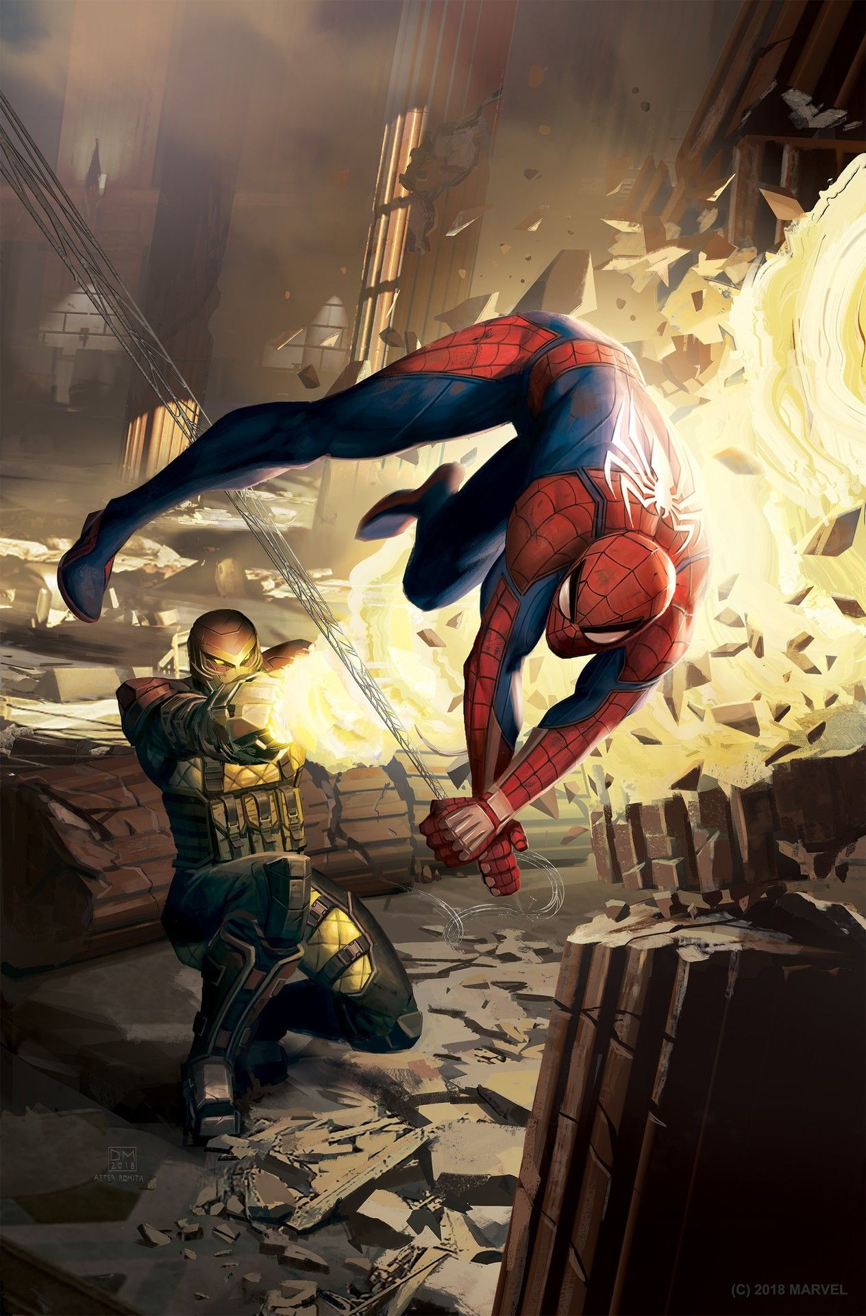 Pin by Iyan Sofyan on Super Heroes Pictures Spiderman