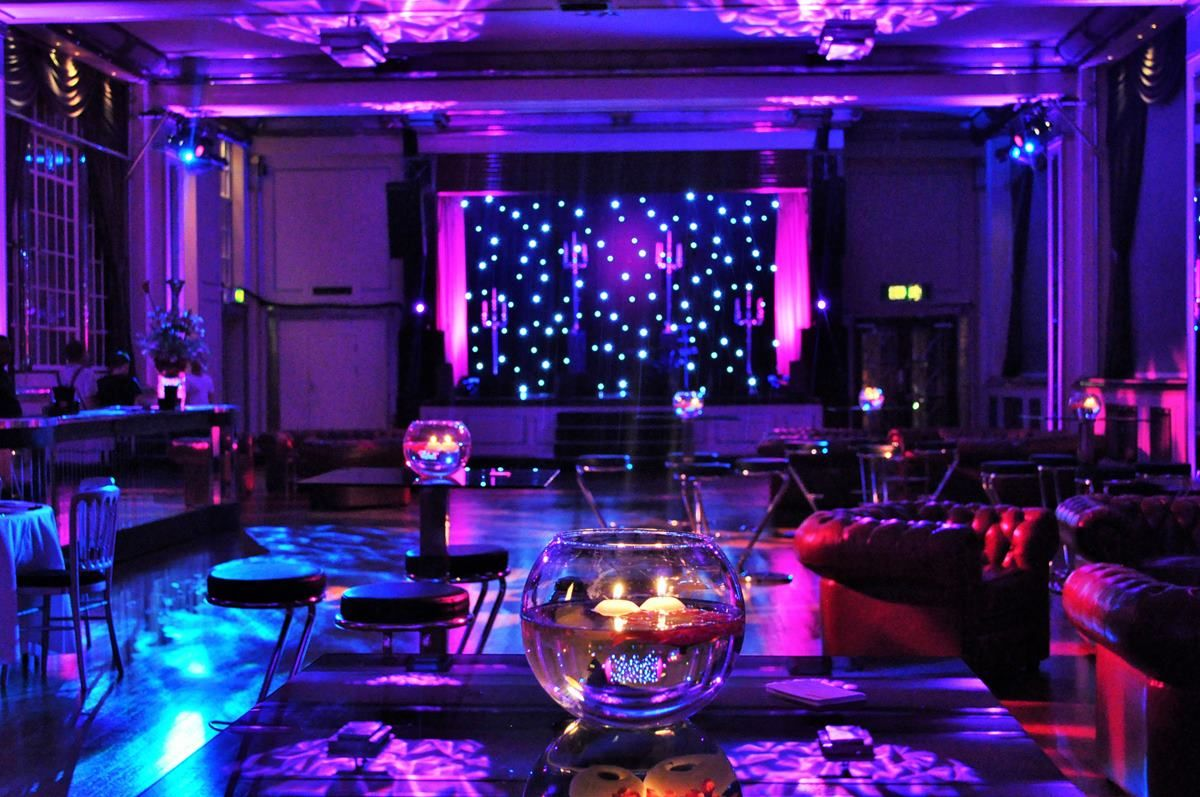 The Ballroom at The Bloomsbury Ballroom Bloomsbury