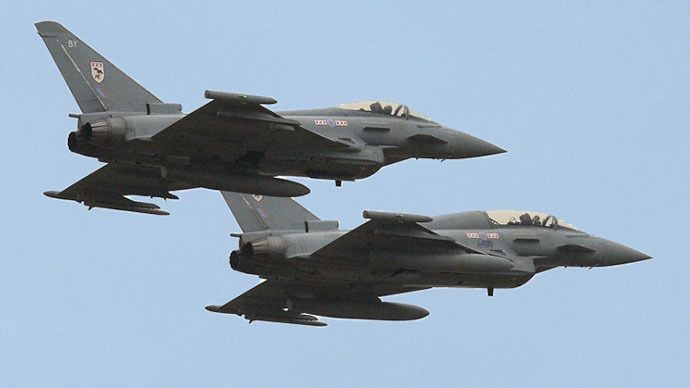 French jets from the Charles de Gaulle aircraft carrier struck Islamic State targets in Iraq on Monday while Britain offered France the use of an air base in Cyprus to hit the militants behind the ...