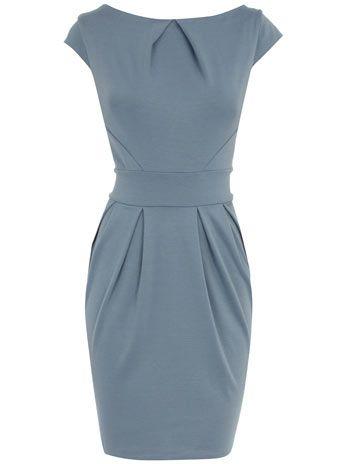 Blue Dress / Dorothy Perkins
