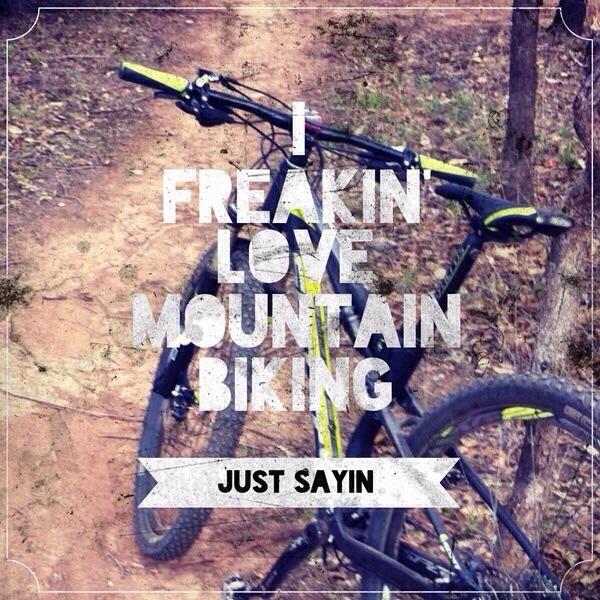 Yup Mountain Biking Quote Mtb Mt Biking Mountain Biking