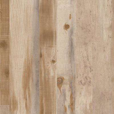 1 34 Sq Ft Wood Look Embossed Vinyl Sheet Flooring Vinyl Flooring Resilient Flooring The Home Depot Vinyl Sheet Flooring Flooring Vinyl Sheets