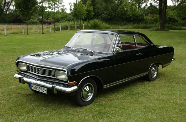 Opel Rekord A B For Sale Opel Rekord B Coupe Hannover