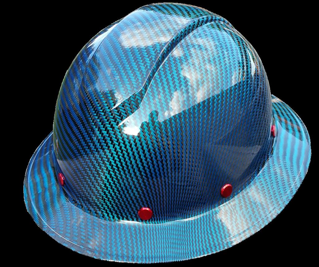 Risultati Immagini Per Blue Carbon Fiber Hard Hats Custom Hard Hats Hard Hat