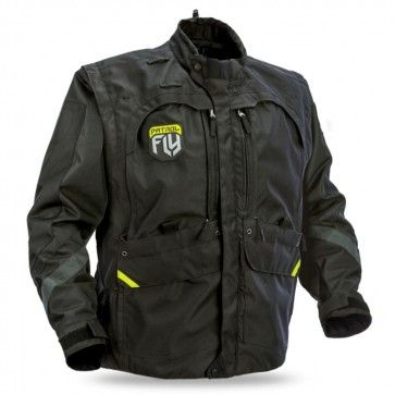 Fly Racing Patrol Offroad Motorcycle//Dirtbike Trail//Dual-Sport Riding Jacket