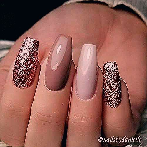 Photo of Coffin Nails Long