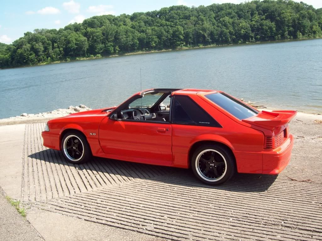 small resolution of 1987 mustang gt t top