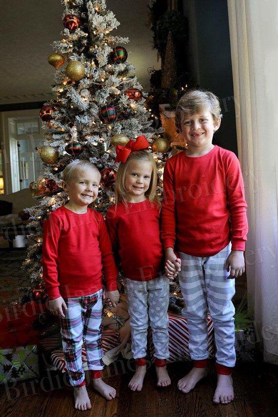 Gray Christmas Pajamas Organic Pajama Sets Top And Pants