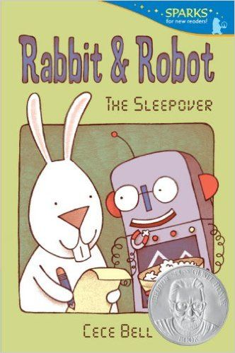 Readers who enjoy Henry and Mudge may want to read the Rabbit and Robot series.  Both of these series have endearing characters who encounter everyday problems. Rabbit and Robot is a fun series for students in grades 1 and 2 to talk about with other readers.  In book clubs or partnerships, students can discuss the characters' feelings and the lessons the characters learn.  The play on words in these texts also gives students opportunities to think about the author's word choice.
