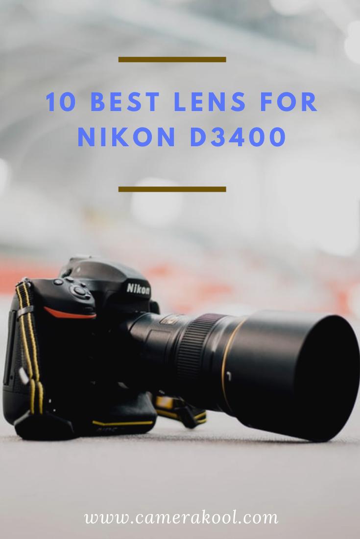 Best Lenses For Nikon D3400 Portrait Macro Wide Angle Lens More Camera Tutorial Nikon 3400 Nikon