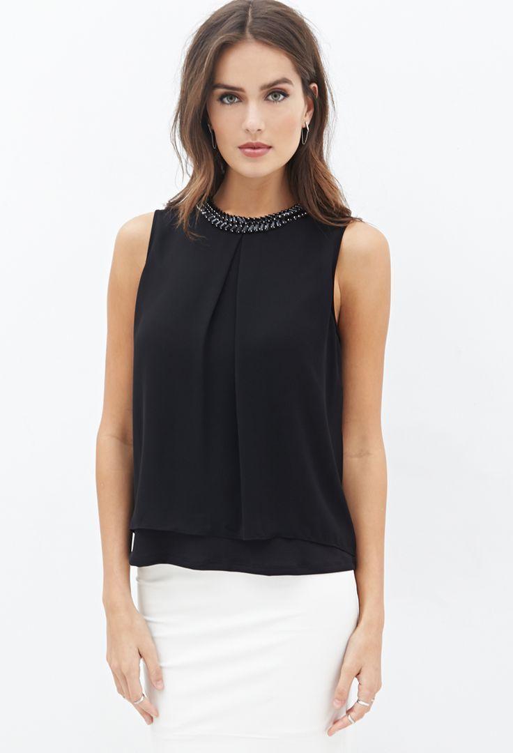 Shop En Route pleated front blouse | Blouse designs, Blouse