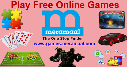 Most Popular Free Online Games At Meramaal Here You Can Play