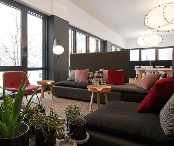 raumkontor #adesso AG #Dortmund #büro #office #open space #bistro - tresen für küche