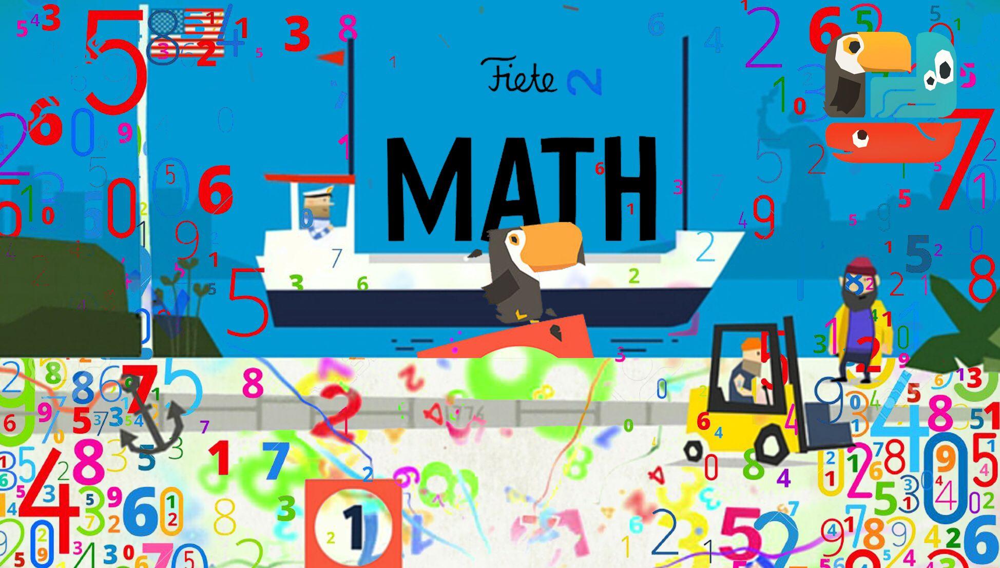 Brilliant kids game that teaches math! | Mobile kids games | Pinterest