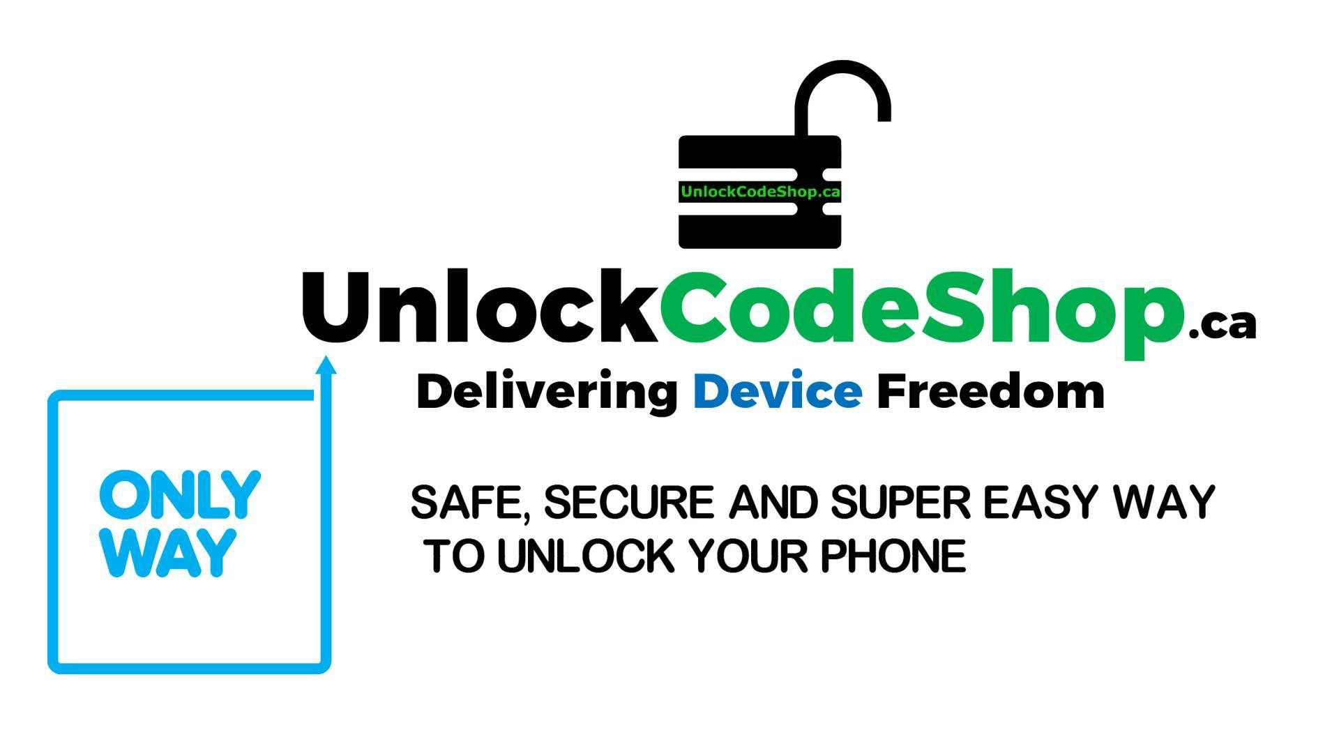 Unlock your phone to any network